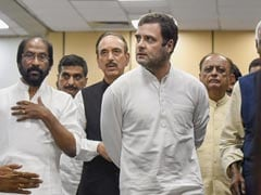 """Rahul Gandhi Has Been Mischievously Dragged..."": Congress Calls Out Pak"