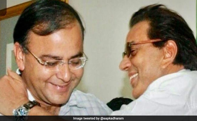 'Arun Jaitley, An Amiable Soul': Amitabh Bachchan, Dharmendra And Other Celebs Tweet Tributes