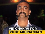 Video : Pilot Abhinandan Varthaman To Be Awarded Vir Chakra On Independence Day