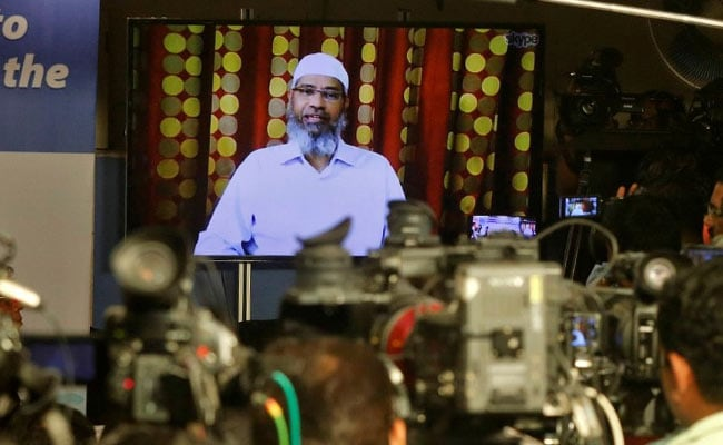 Islamic preacher Zakir Naik banned from giving speeches in Malaysia