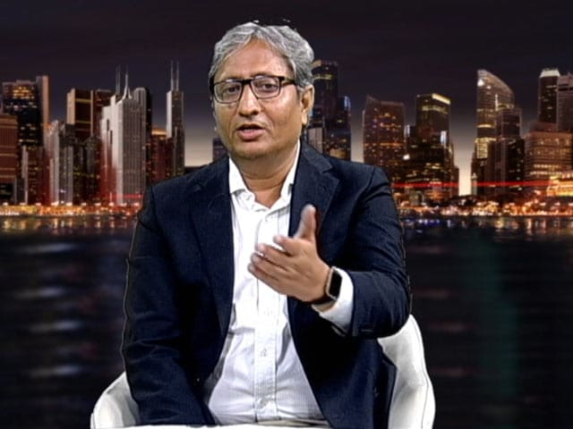 Video : Ravish Kumar On What The Magsaysay Award Means To Him