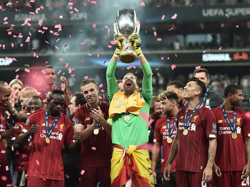 Adrian The Hero As Liverpool Beat Chelsea On Penalties To Win Super Cup