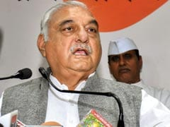 ''Look Busy, Do Nothing'': Bhupinder Singh Hooda's Dig At Haryana Government