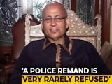 Video : Nothing New In Indrani Mukerjea's Statement: Abhishek Singhvi On P Chidambaram's Custody