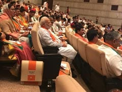 BJP Holds 'Discipline' Class For Lawmakers. Bunking Not Allowed