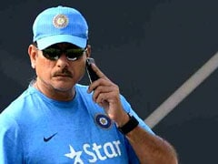 Ravi Shastri Among Six Candidates Shortlisted For India