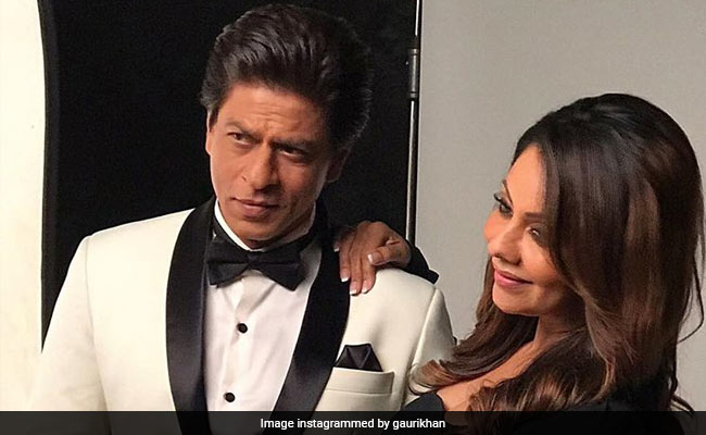 Inside Shah Rukh Khan And Gauri's Bungalow - 'Beautiful Home By A Beautiful Homemaker'