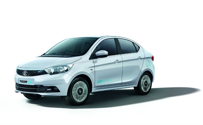 The Tata Tigor EV is currently open to purchase for fleet operators and the government only