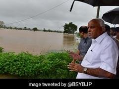 24 Killed In Karnataka Floods, Losses Pegged At 6,000 Crore