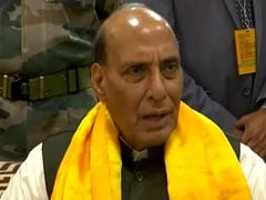 Forces Fully Prepared: Rajnath Singh On Reactivation Of Pak Terror Camps