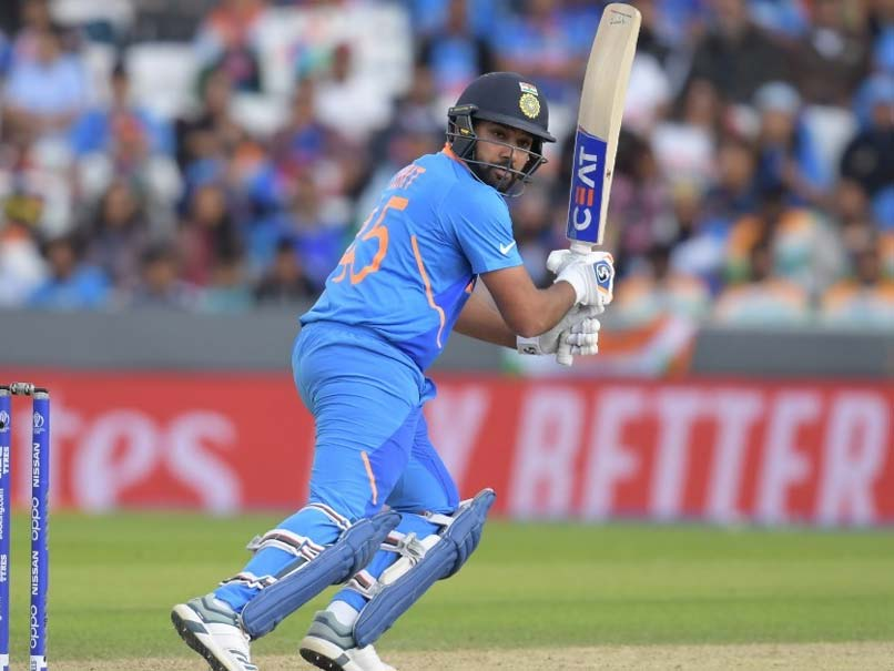 Rohit Sharma Four Hits Away From Beating Awesome Chris Gayle Record