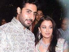 Seen These Pics From Abhishek Bachchan And Aishwarya Rai Bachchan's Wedding Yet?