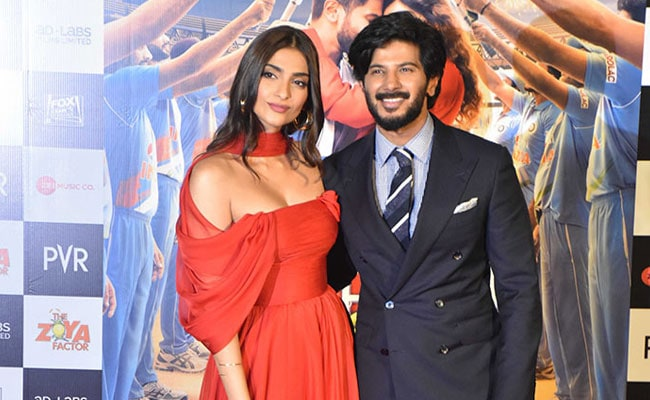 Inside The Zoya Factor Trailer Launch With Sonam Kapoor And Dulquer Salmaan