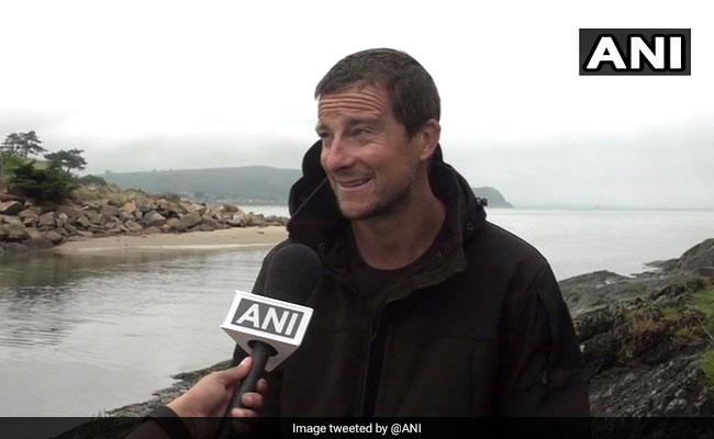 'PM Modi Was Calm In Crisis': Man vs Wild Show Host Bear Grylls
