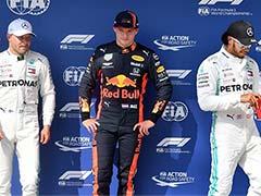 Hungarian GP: Max Verstappen Celebrates Record-Breaking Maiden Pole