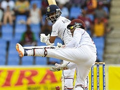 India vs West Indies: Ajinkya Rahane Half-Century Anchors India Revival In First Test
