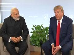PM मोदी ने अमेरिकी राष्ट्रपति ट्रंप से की मुलाकात, बोले- भारत-पाक के बीच तीसरे पक्ष का दखल मंजूर नहीं