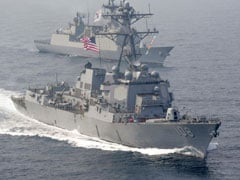 US Warship Sails In South China Sea Amid Trade Tensions
