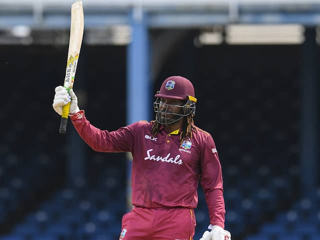 Chris Gayle surpasses Brian Lara to become highest run-score for West Indies in ODIs