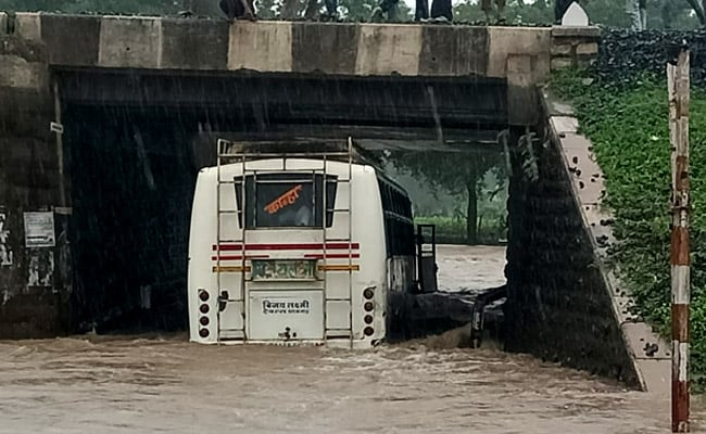 32 Dead In Madhya Pradesh As Rivers Swell After Heavy Rainfall