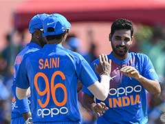 West Indies vs India 2019: Bhuvneshwar Kumar Lavishes Praise On Navdeep Saini After India's Four-Wicket Win