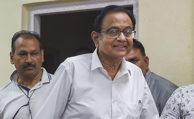 INX Media Case: 'Based On Case Diary': Arguments In Court As CBI Produces P Chidambaram