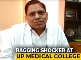 Video : After Seniors Ragged 150 UP Medical Students, Vice Chancellor Said This