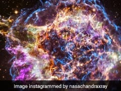 "Watch: The Latest Look At ""First Light"" From NASA's Chandra"