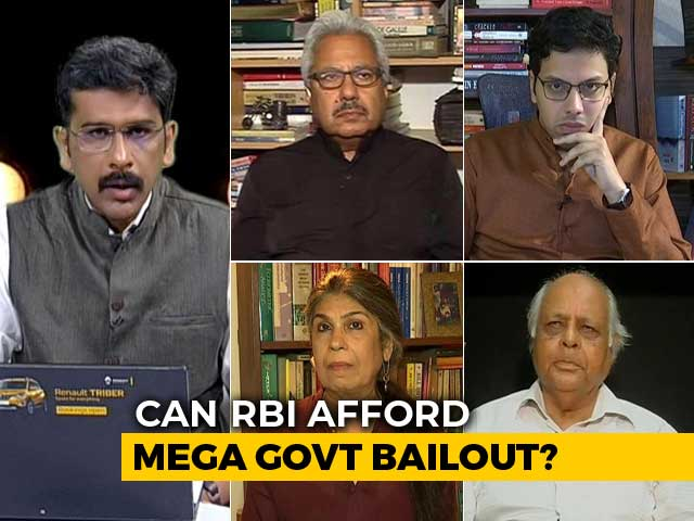 Video : Will RBI's Rs 1.76 Lakh Crore Transfer Jumpstart The Economy?