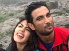 Sushant Singh Rajput Dating Rhea Chakraborty? He's 'Not Allowed To Say'