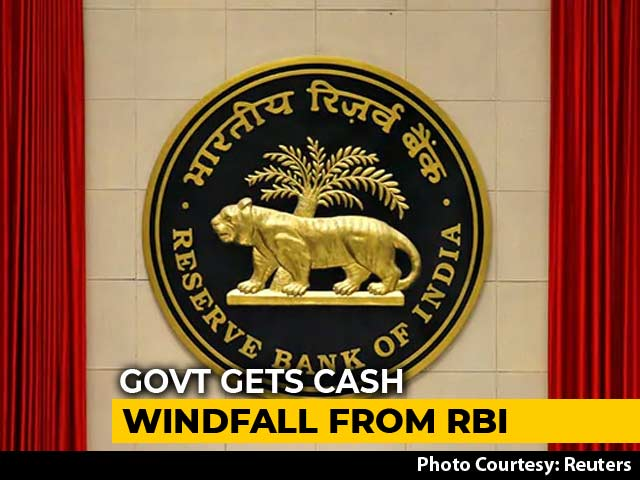 Video : Amid Slowing Growth, RBI To Make Rs 1.76 Lakh-Crore Payout To Government