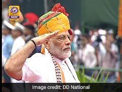 """""""Happy Independence Day To All My Fellow Indians. Jai Hind"""", Says PM Modi"""