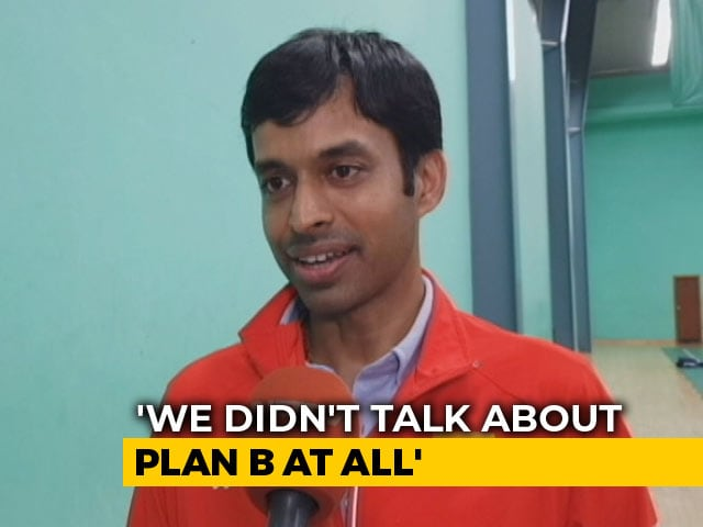"Video : ""Was Anxious During Sai Praneeth's Quarter-Final Match In World Championships,"" Says Pullela Gopichand"