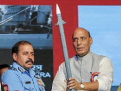 India's Missile Development Not To Show Aggression, Says Rajnath Singh