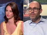 Video : Actor Kaya Scodelario On <i>Crawl</i>, Producer John Cohen On <i>Angry Birds Movie 2</i>
