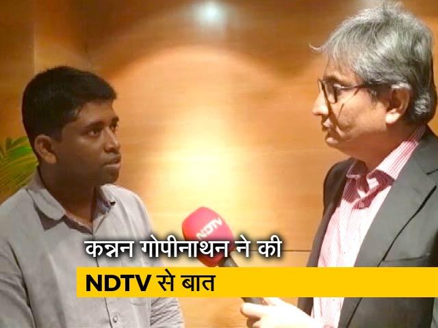 Videos : रवीश कुमार का प्राइम टाइम: 'सरकार के निर्णय पर कश्मीरी लोगों को प्रतिक्रिया देने का हक'