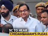Video : Supreme Court To Hear P Chidambaram's Appeal Against Arrest Today