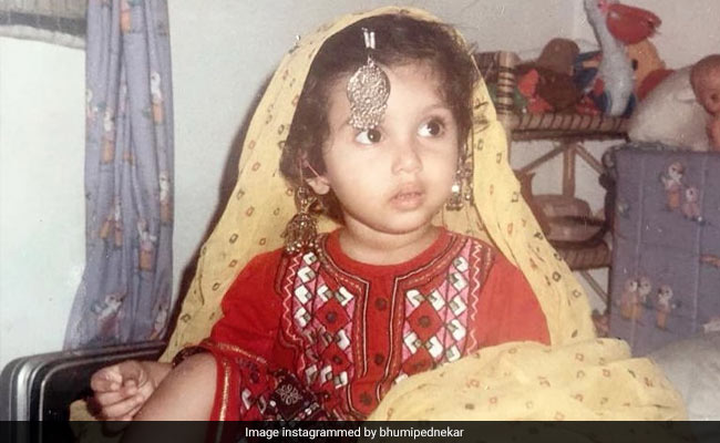 This Pic Of Bhumi Pednekar Is The Perfect Throwback Thursday Treat