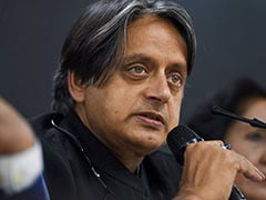 """Shame On You"": Shashi Tharoor Slammed Over Tweet On US' J&K Resolution"