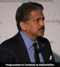Anand Mahindra Praises Corporate Tax Move, Then Enters Into Twitter Duel