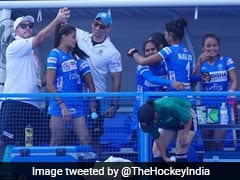 India Women Hold Australia To 2-2 Draw In Olympic Hockey Test Event