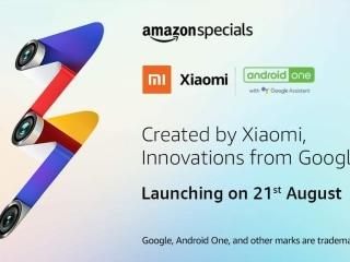 Xiaomi Mi A3 की बिक्री होगी अमेज़न इंडिया पर