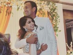 Inside Pics From Niti Taylor And Parikshit Bawa's Engagement