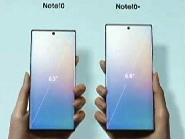 Video : Time to Take Note of Samsung's New Galaxy Note 10