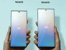 Time to Take Note of Samsung's New Galaxy Note 10