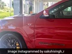 एमएस धोनी के गैराज में शामिल हुई नई कार, पत्नी साक्षी ने पोस्ट की तस्वीर, कीमत ही नहीं इसलिए भी है खास