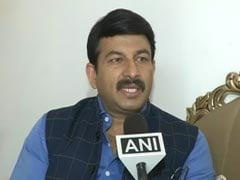 "BJP's ""Fact-Finding Committee"" To Probe Delhi Fire: Manoj Tiwari"