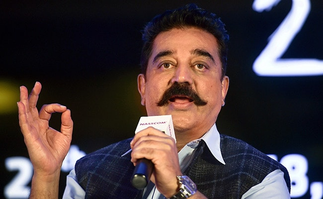 'Extremely Regressive, Autocratic': Kamal Haasan Shreds Kashmir Move
