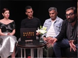 Video : Kalki Koechlin Joins The <i>Sacred Games</i> Team