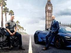 McLaren 720S, Jeep Gladiator, Range Rovers And More Cars That Stunned Us In Hobbs And Shaw